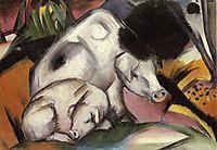 Pigs, c.1912, marcfrantz