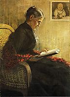 Portrait of the Artist-s Mother, 1902, marcfrantz