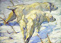 Siberian Sheepdogs, c.1910, marcfrantz