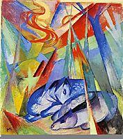 Sleeping Animals, 1913, marcfrantz