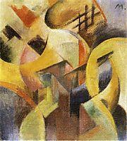 Small Composition I, marcfrantz