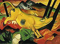 The Yellow Cow, marcfrantz
