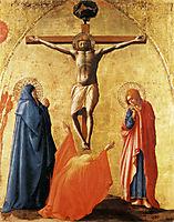 Crucifixion, c.1426, masaccio
