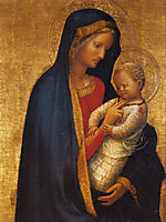 Madonna Casini, c.1426, masaccio
