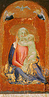 Madonna of Humility, masaccio
