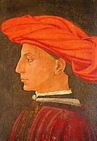 Portrait of a Young Man, masaccio