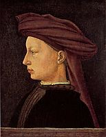 Portrait of a Young Woman, masaccio