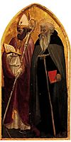 San Giovenale Triptych. Right panel., c.1422, masaccio