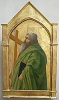 St. Andrew, 1426, masaccio