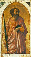 St. Paul, masaccio