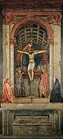 The Trinity, masaccio