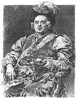 Augustus III, matejko