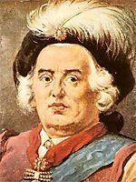 Augustus III of Poland, matejko