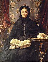 CatherinePotocka, matejko