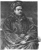 Kazimierz Jagiellonczyk, matejko