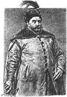 King Stefan Batory , matejko