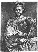 Louis the Hungarian, matejko