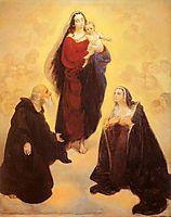Our Lady, matejko