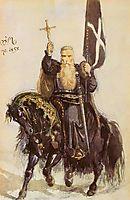 Peter the Hermit, matejko