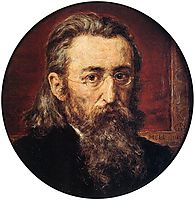 Self-portrait , matejko