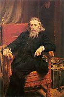 Self-portrait , 1892, matejko