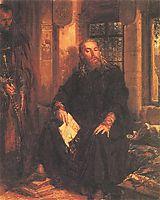 WladyslawWhitein Dijon, 1867, matejko