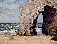The Ark of Port Blanc, the Isle of Presq Quiberon, maufra