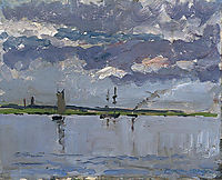 Banks of Loire, maufra