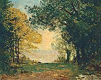 Beg-Meil at dusk, 1904, maufra