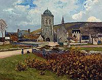 Breton Landscape, 1897, maufra