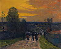 Bretons on the way, maufra