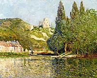 The castle Gaillard, maufra