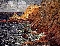 Cliffs, maufra