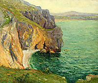 The Cliffs at Polhor, maufra