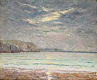 Cliffs at Sunset, maufra