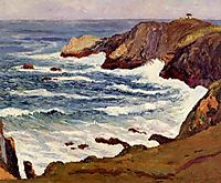 The Cove at Cape Suzon, 1898, maufra