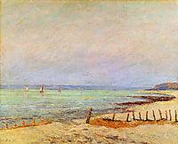 Dusk, 1899, maufra