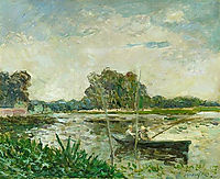 The fishermen, maufra