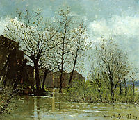 Flood, 1889, maufra