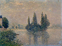 Fog on the Seine (The Andelys), 1902, maufra