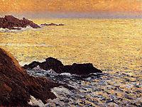 The Golden Sea - Quiberon, 1900, maufra