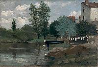 The High Island, 1880, maufra