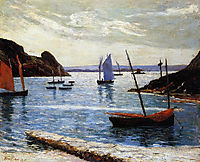 Isle of Brehat, 1892, maufra