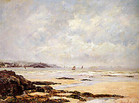 Low Tide at Douarnenez, maufra