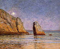 Moonrise, 1901, maufra