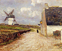 Near the Mill, 1897, maufra