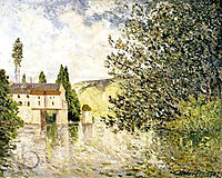 The Old Mill, The Andelys, maufra