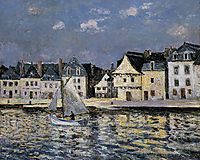 The Port of Saint Goustan, 1912, maufra