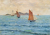 Sailboats, maufra