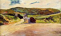Saint-Jean-du-Doigt, 1906, maufra